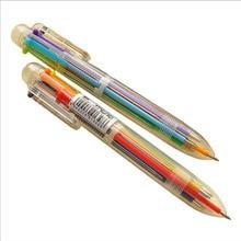 36 sztuk/partia Kute Korea długopis piękny 6 kolor długopis prezent papeterii papelaria G227