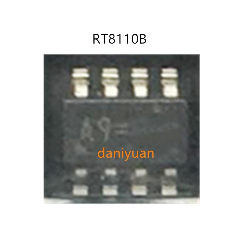 20 pçs/lote RT8110B A9 SOT23-8 = 100% original Novo