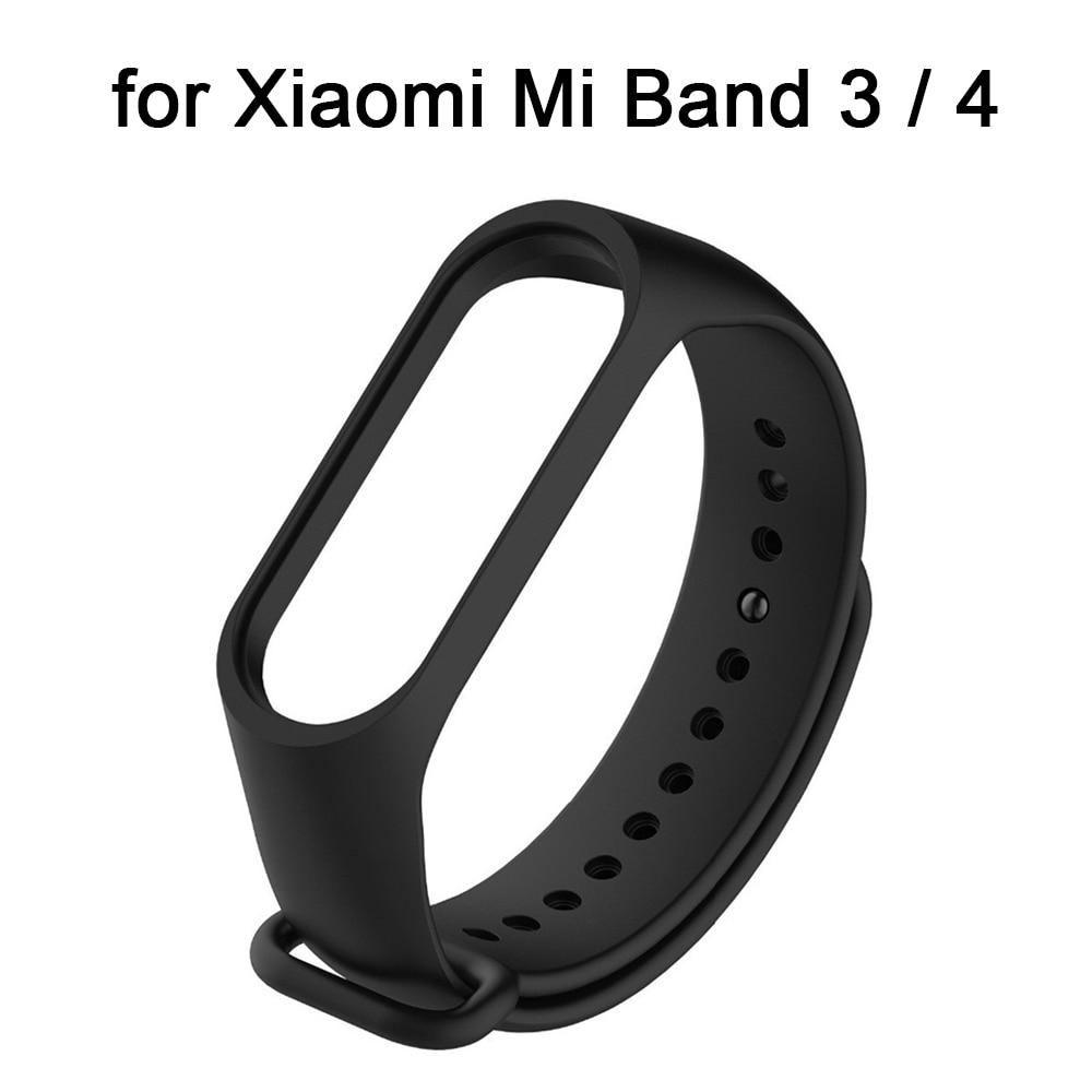 Correa de silicona para Xiaomi Mi Band 4/3, pulsera de reloj inteligente...