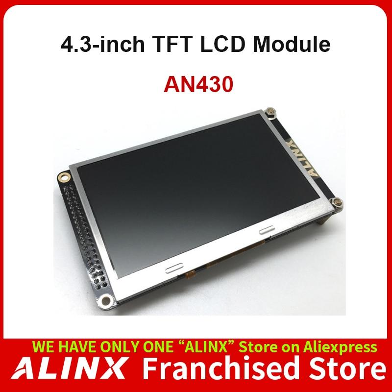 ALINX AN430: 4.3
