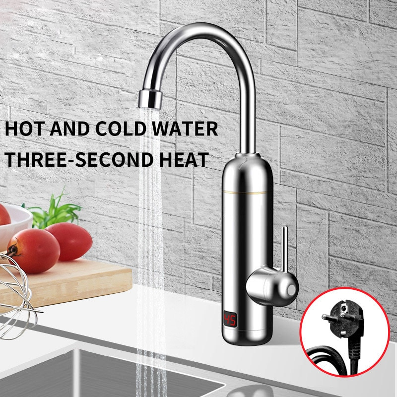 Electric Hot Water Faucet Electric Hot Water Faucet Instant Hot Water Faucet Fast Hot Water Faucet