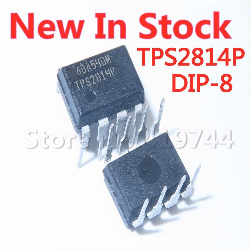 5 TEILE/LOS TPS2814 TPS2814P DIP-8 Brücke Fahrer Auf Lager NEUE original IC