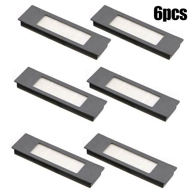6Pcs Vacuum Cleaner Filters For Ecovacs Deebot 700/750/920/950/T5/T8/T9 Parts Accessories