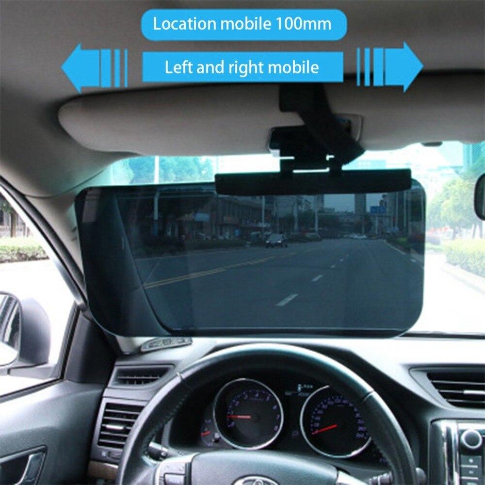 Новый автомобильный солнцезащитный козырек от солнечных лучей, солнцезащитный козырек для автомобиля, антибликовое зеркало, солнцезащитные очки для водителей, Sd-2306 защита от ультрафиолета