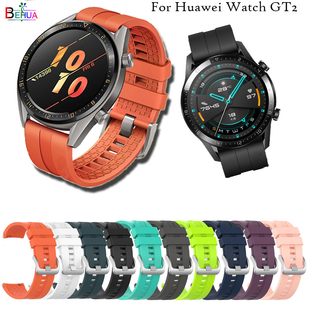 sport-silicone-22mm-watch-band-strap-for-huawei-watch-gt-2-46mm-smartwatch-replacement-wristband-for-huawei-watch-gt-42mm-46mm