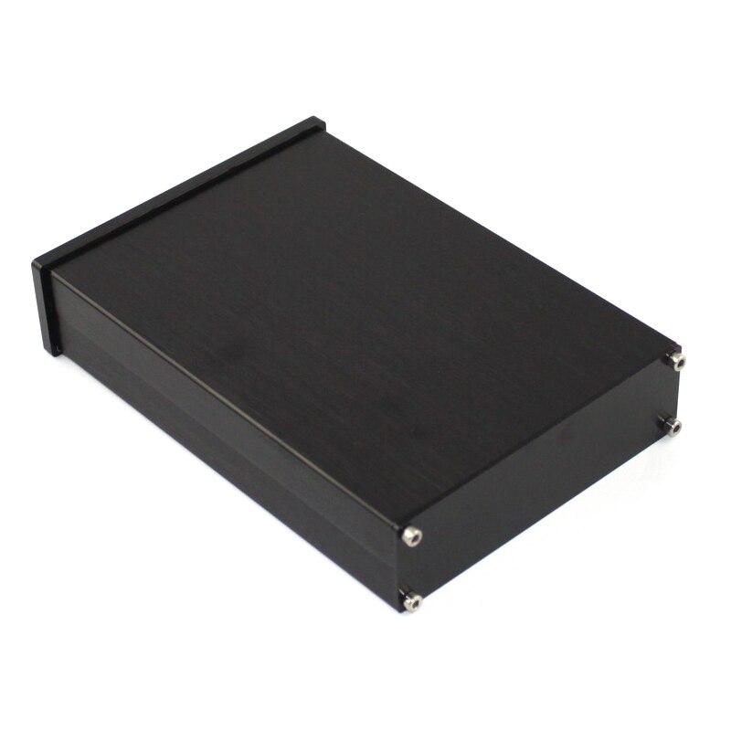 Amplificador de Potência Todo o Chassi de Alumínio do Amplificador de Áudio da Fase Chassi Dianteira Wa42