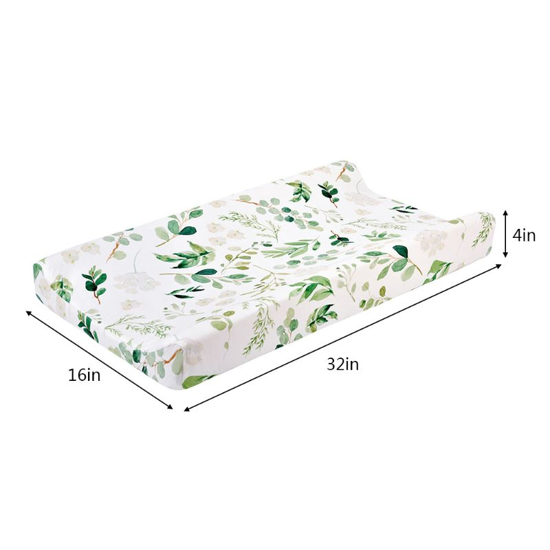 Diaper Super Soft Safe for Pad Covers Sheet Remove Cloth Cover Baby Gift Changing Mat Nursery