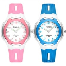 High Quality Children's Watch Girls Boys Student Waterproof Cute Kids Cartoon Watches Electronic Qua