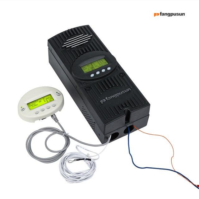 Fangpusun flexmax mismo mppt función outback mppt controlador de carga solar 80a 80 amp para sistema solar