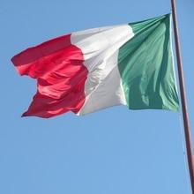 كبير الإيطالية علم إيطاليا الوطني الرياضة في الهواء الطلق المشجعين الداعم 5ft x 3ft