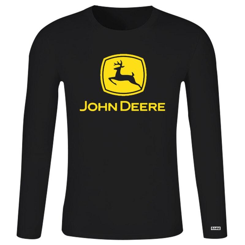 John Deree T-Shirt Inspiriert Traktor Enthusiasten Landwirtschaft Unisex Erwachsene T Top Neue 0057D