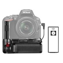 Neewer профессиональный вертикальный батарейный блок работает с EN-EL14a regargeable батареей для Nikon D5500 D5600 DSLR камеры