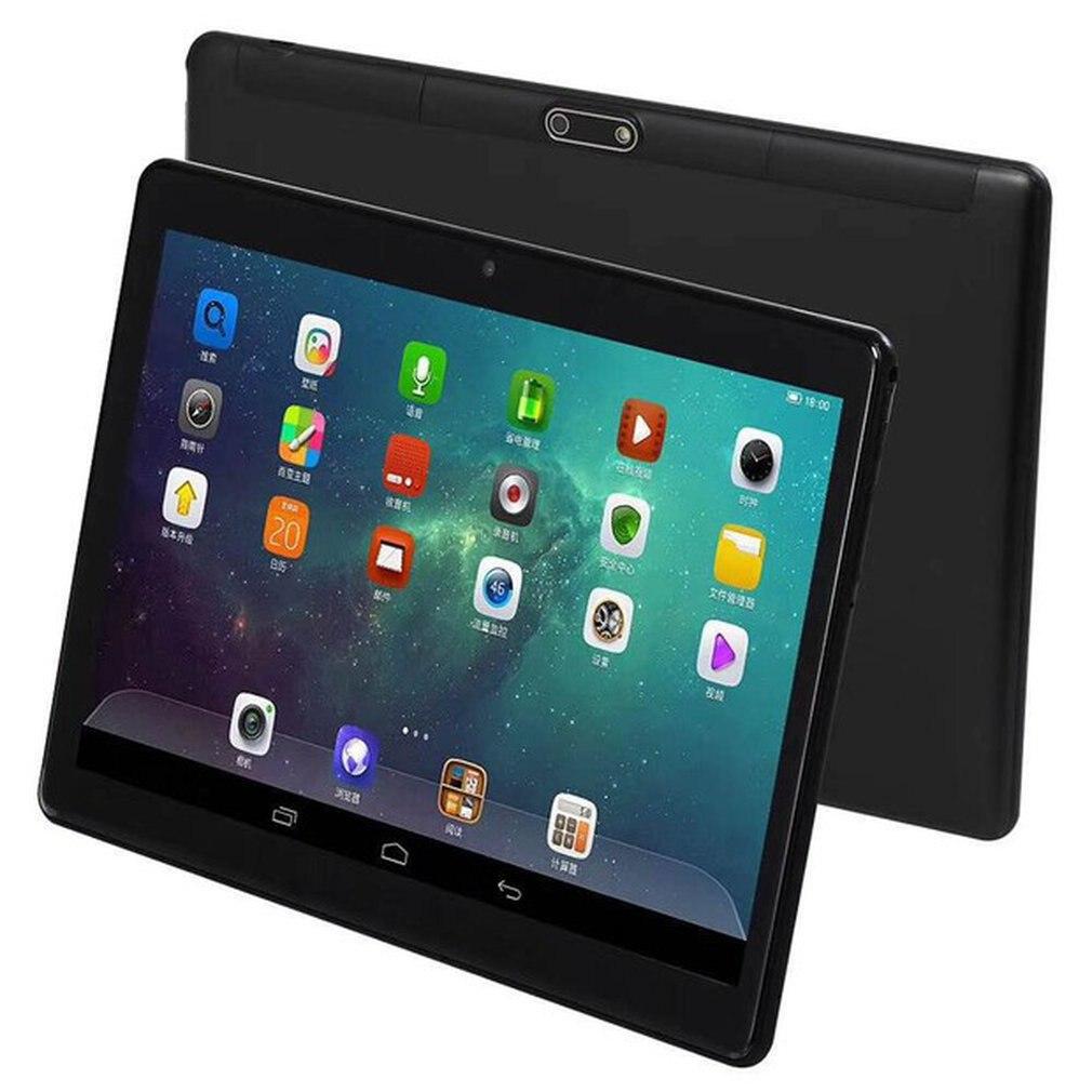 Reloj Ainol 10,1 pulgadas Tablet PC 2GB RAM 32GB ROM Android 7,0, reloj Pc 1280*800 MTK6592, Dual Cámara, tarjeta SIM, reloj Dual