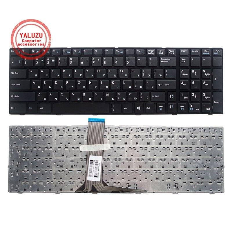 RU لوحة المفاتيح الجديدة ل MSI MS-1681 MS-1736 MS16GB MS16GA MS-1683 MS-1675 V111922AK1 FX610MX الروسية محمول