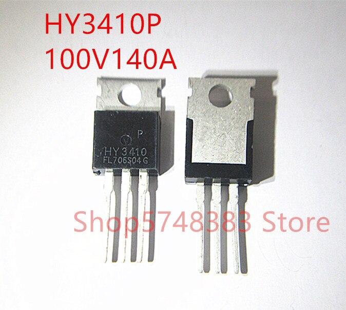 10 шт./лот 100% Новый оригинальный HY3410P TO-220 HY3410B TO-263 HY3410 100V 140A MOS tube