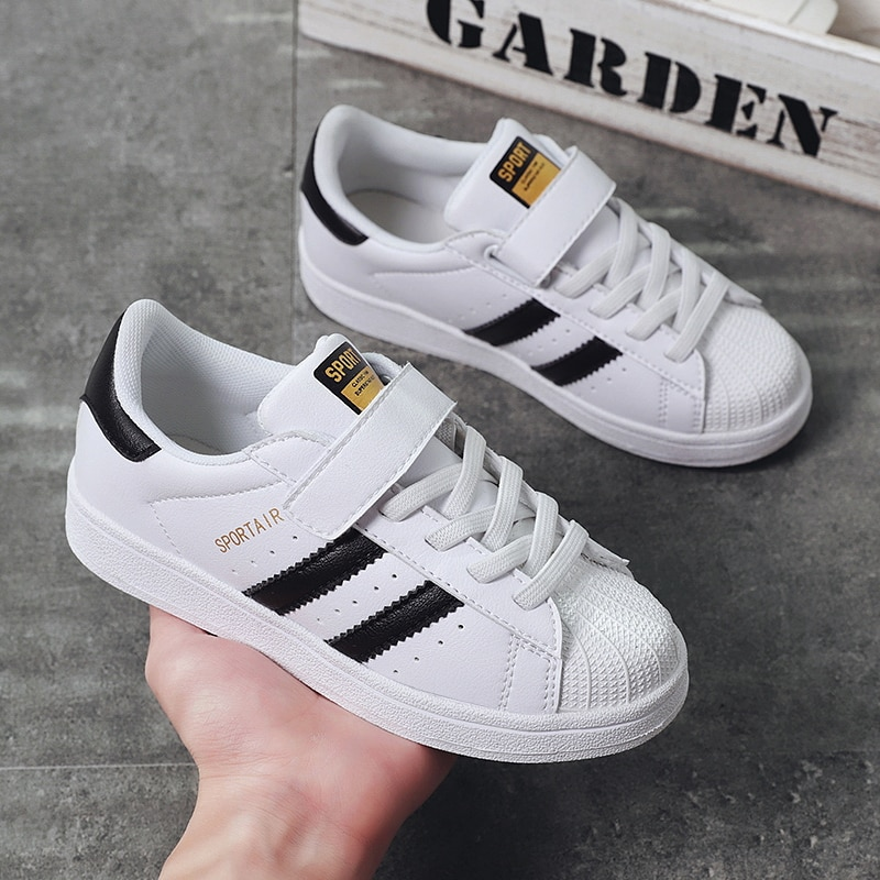 Children Shoes Classical Walking Shoes for Boys Flat Canvas Casual Toddler Running Sneakers Boys Kid
