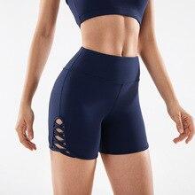 Leggings de gymnastique pour Shorts de fitness femmes Yoga Sport Shorts de gymnastique pour femmes Shorts de course femmes hanche élever Shorts Fitness taille haute