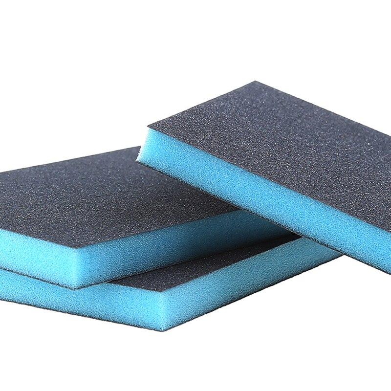 1pc Sponge Descaling Clean Nanometer Diamond Sand Magic Brush Household Merchandise