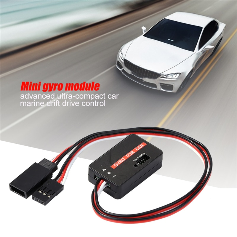 New Toys GYC300 Mini Gyro Module for Drift Drive Control Advanced Ultra Compact Car Boat Kids Robot