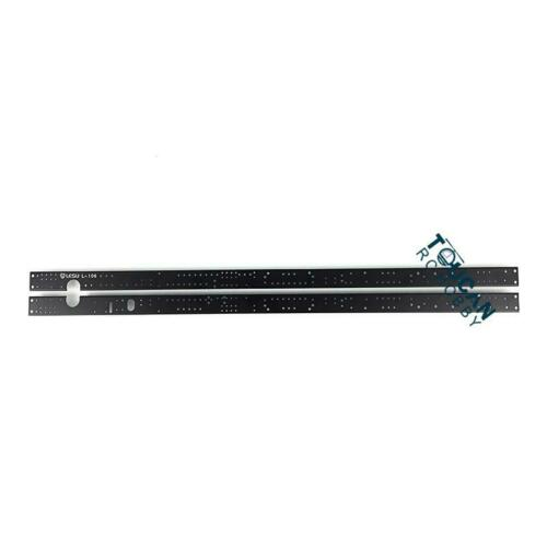 LESU 1/14 Metal Chassis Rail for RC Benz 8*8 Truck Car Heavy Tractor DIY Model TH02372-SMT5 enlarge