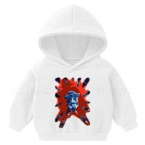 Clothes 2021Kids girls Sweatshirts Winter Spring Autumn boys Children Hoodies Robloxing Long Sleeves Kids T-shirt Jacket Toddler