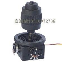 Roqueiro Potenciômetro JH-D400X-R2 R4 Four-dimensional 4-Dimensional Selado Resistência com Botão de Controle Alavanca Do Balancim 5K10K