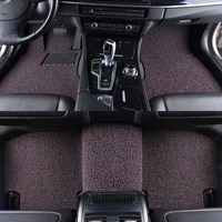 custom car floor mat for nissan tiida x trail note gt r teana lannia sunny cefiro fuga geniss march lannia cima car accessories