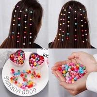 fashion colorful mini small hair clips women girls hairpins sweet hair styles holder tool hair claws pins hair accessories