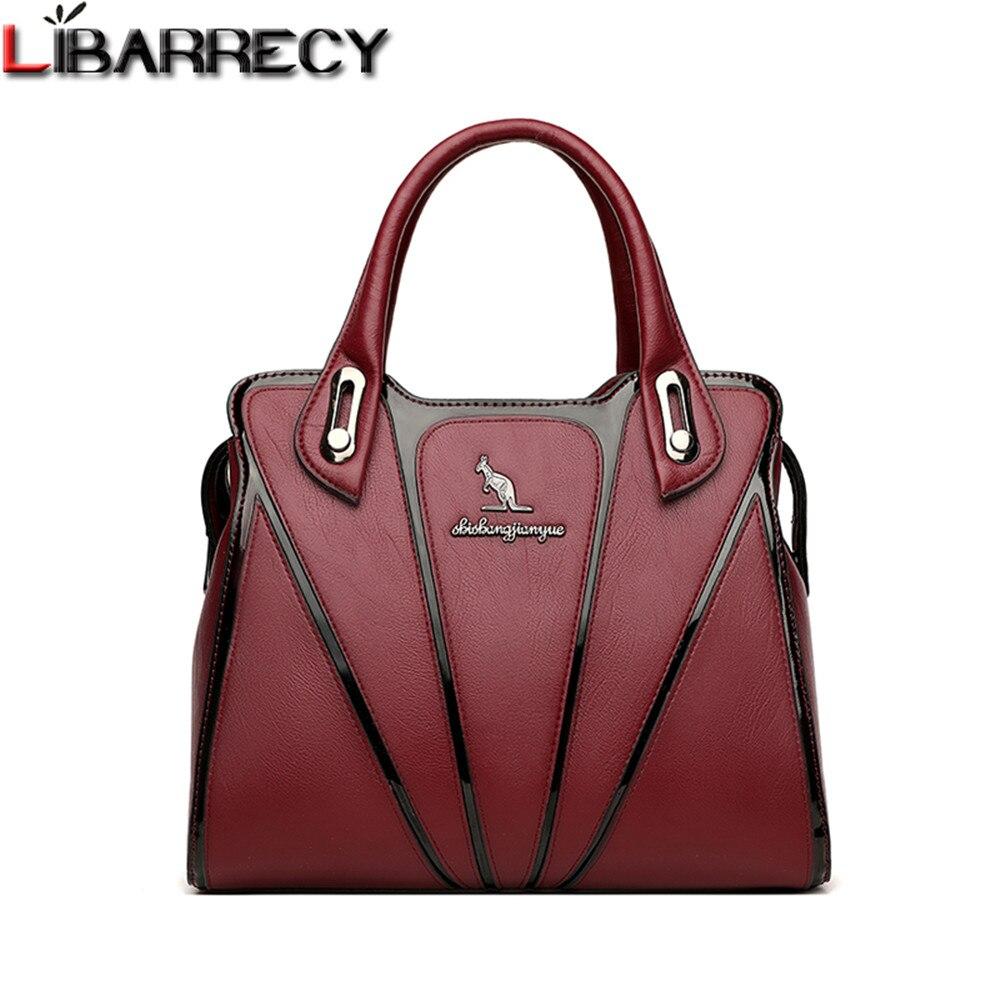 فاخر مصمم عالية الجودة بولي Leather جلد السيدات حقيبة كتف موضة رسالة تصميم المرأة حقيبة يد 2021 جديد حقيبة ساع كيس