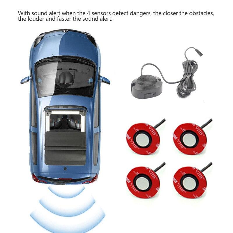 Coche Auto LED sensores de aparcamiento Radar para AC ACE Aceca cobra...