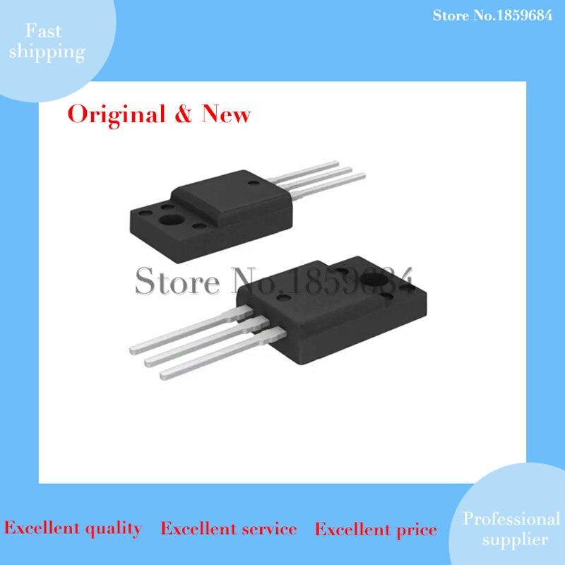 10PCS FDPF55N06 STP11NK40ZFP CS460FA9H MBRF20L45CTG 2SK3569 TO-220F(TO-220IS) Original nuevo