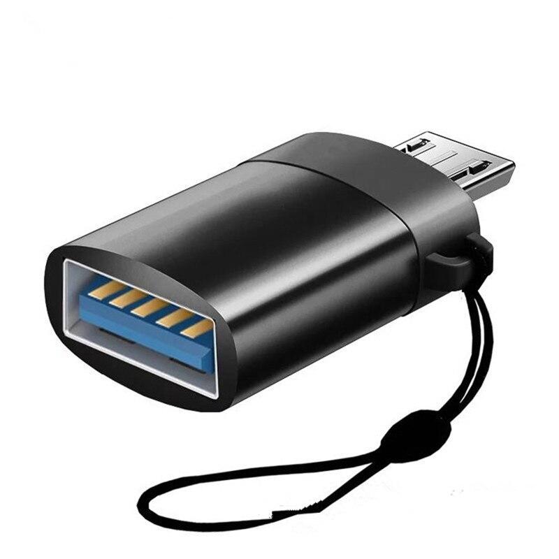 Neue USB Micro otg adapter Schnelle Micro zu usb 3.0 konverter mikro lade datenkabel für samsung huawei xiaomi macbook sync