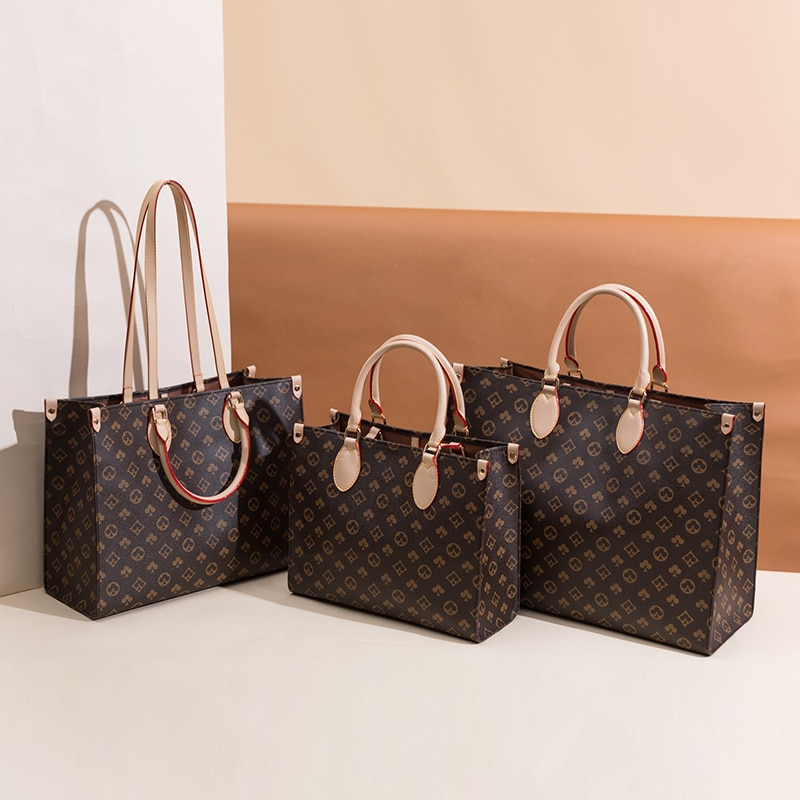 Женские сумки, модные сумки, простые большие сумки для документов, женские сумки с принтом, сумки на плечо, универсальные компьютерные сумки