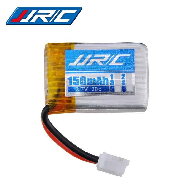 10pcs JJRC H36 3.7v 150mah 30C For Drones E010 E010C E011 E013 F36 NH010 Battery RC Quadcopter Spare parts 3.7v LIPO Battery enlarge