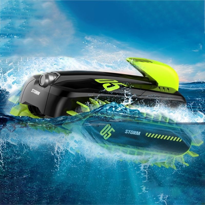 1/16 RC Car Stunt Boat Remote Control 4WD Truck Amphibious Radio Controlled Vehicles For Kids Adults Toys Gifts  rc cars enlarge