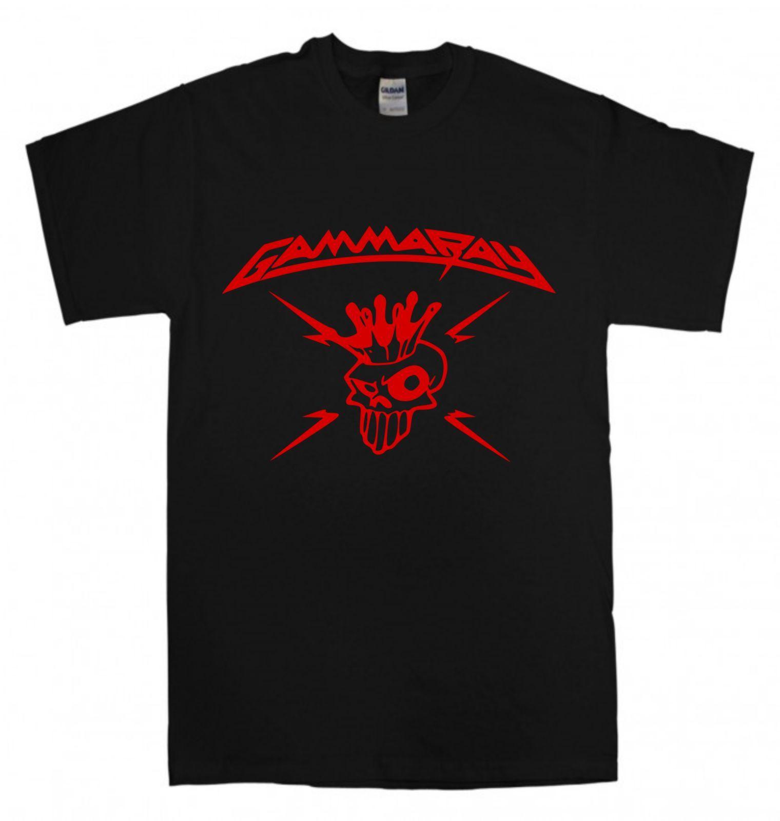 Rayos GAMMA nuevo negro camiseta S-XXL de Heavy Metal Blind Guardian Unisonic