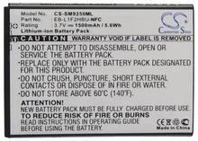 Cameron sino 1500mah batería para SAMSUNG Galaxy Nexus GT-i9250 Nexus Prime EB-L1F2HBU EB-L1F2HVU EB-L1F2KVK