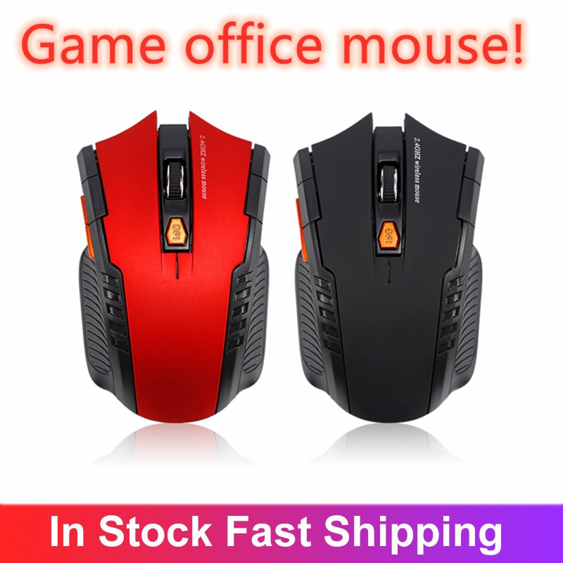 Ergonomic Office Game Bluetooth 3.0 Wireless Mouse WH950 Optical Scroll Wheel For PC Laptop Computer & Office Peripherals