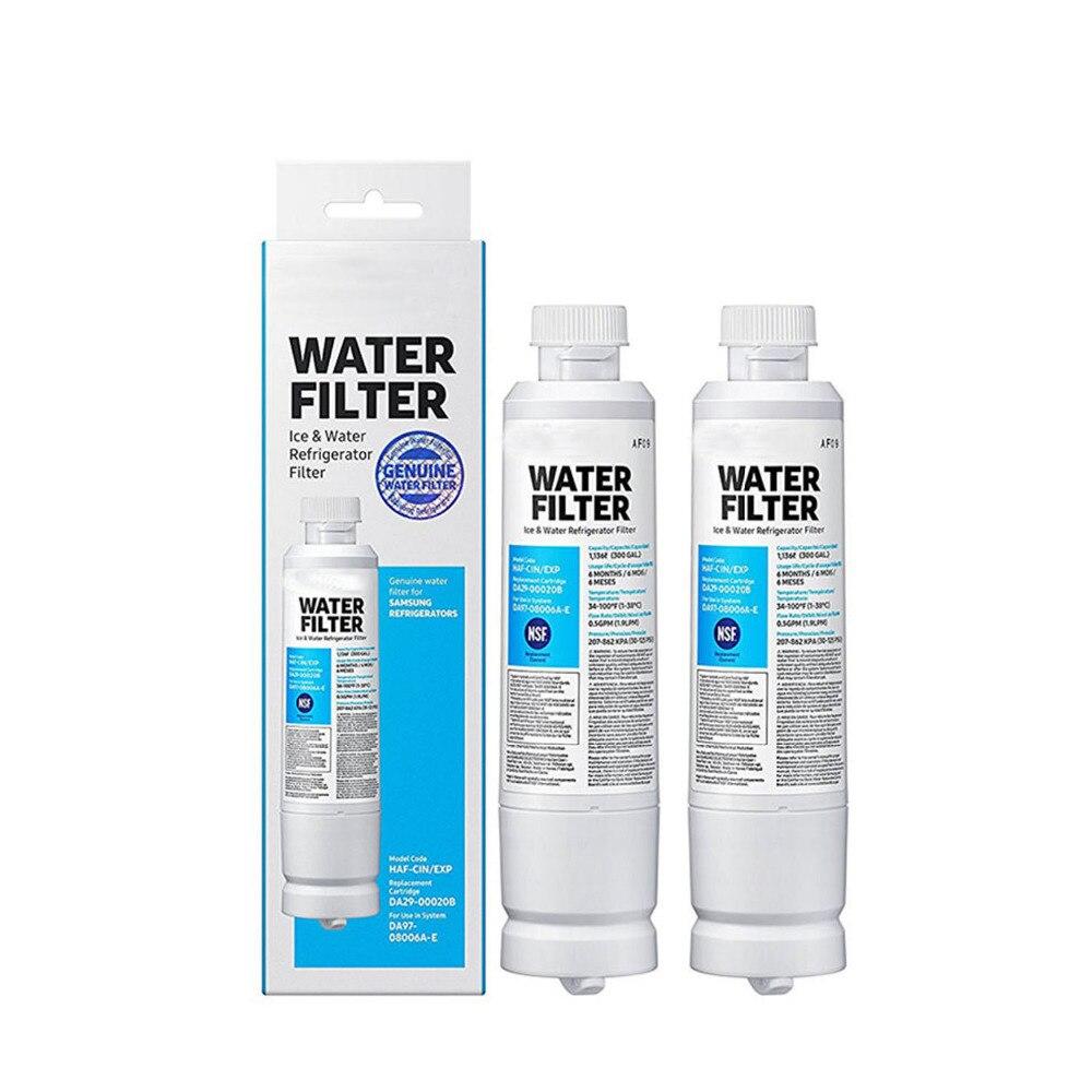 1. Samsung Da29-00020b 2/muitas novas alternativas para software de filtros de carvão ativado filtros de água por osmose inversa.