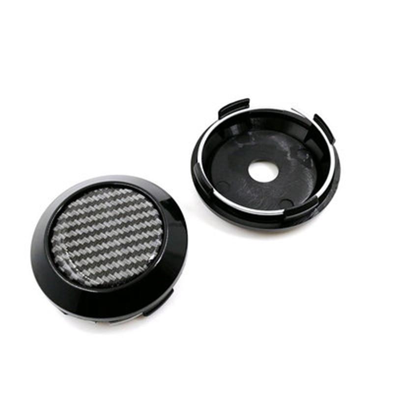 4 pces 64mm/60mm guarnições de pneus de carro liga roda centro aro hub tampa adesivo capa