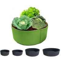 big 50-127cm vegetable planter Grow Bags pot for plants home garden tools strawberry fabric jardin growing Planter