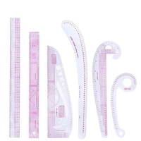 curve rulers multi function ruler fashion design rulers for fabric cutting sewing measure template metric ruler tailor tools