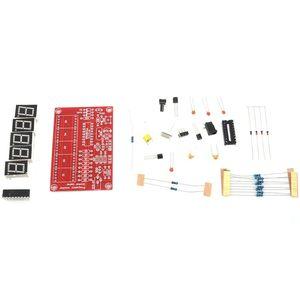 DIY Kits 1Hz-50MHz Crystal Oscillator Frequency Counter Meter