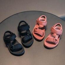 Boys Sandals Child Sandals Children Shoes Rubber School Shoes Breathable Open Toe Casual Boy Sandal