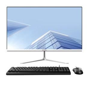 IPASON бизнес-S 23,6-дюймовый IPS все-в-одном компьютере Intel 4-х ядерный J3160 8 Gb Оперативная память 240 ГБ SSD 99% sRGB/Wi-Fi/Набор клавиатуры для настольных ПК