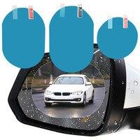 Автомобильная пленка для зеркала с защитой от дождя