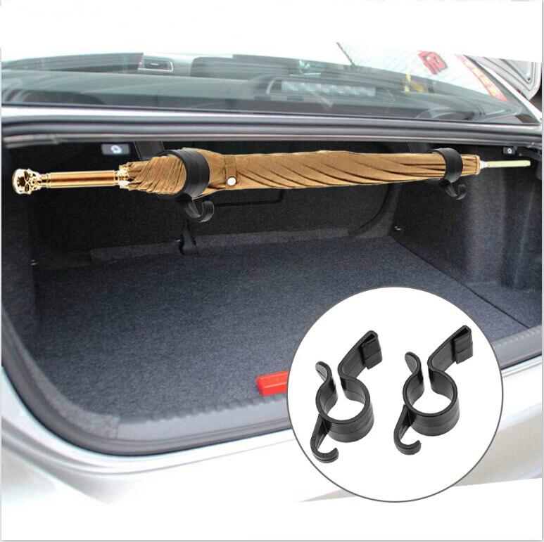 Держатель для зонта Автомобильный задний багажник Монтажный кронштейн для Mercedes Benz A B C E S V M R CLS GLK CLK SLK GLE Class W168 W169 W176 W177