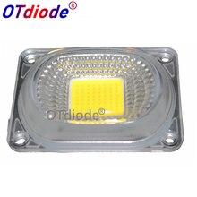 LED puce puce réflecteur 20W 30W 50W 110V 220V IC intelligent pour LED lumière dinondation bricolage lumière extérieure besoin dissipateur thermique pour le refroidissement