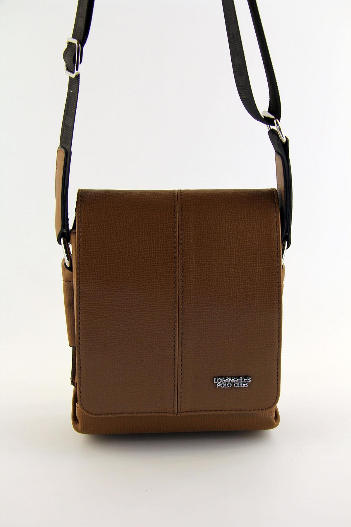 POLO 8031 SMALL MALE POSTMAN SHOULDER BAG CROSSBODY BAG