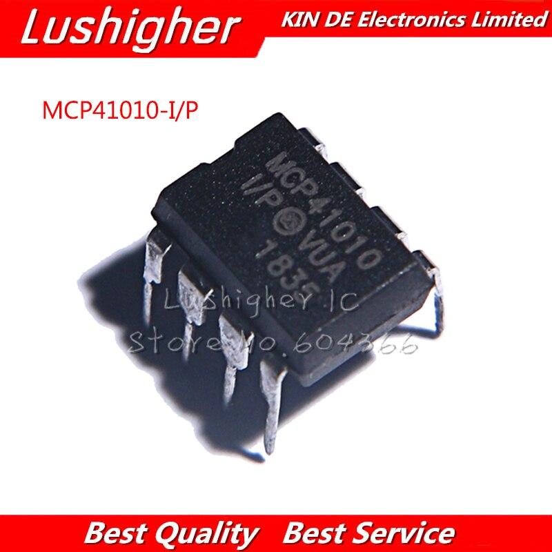 20 piezas MCP41010-I/P MCP41010 DIP-8